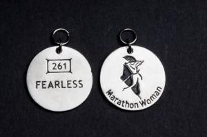 marathon Woman Charms & Bracelets